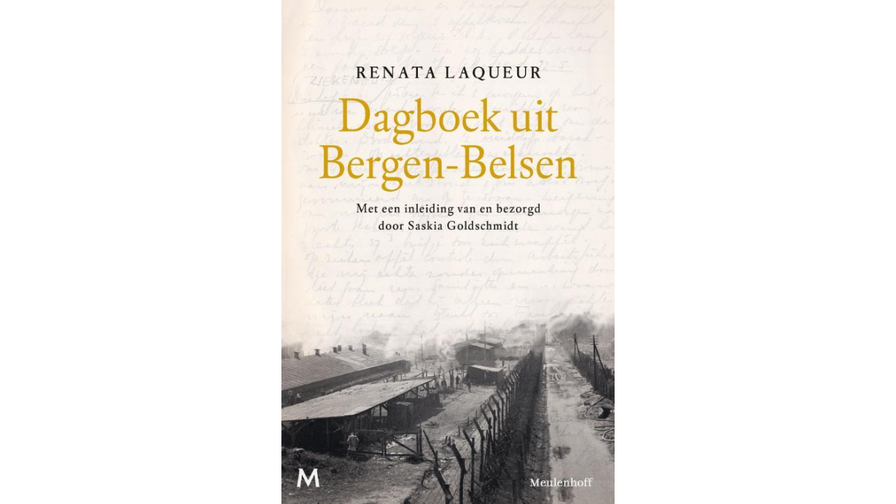 Product afbeelding: Dagboek uit Bergen-Belsen