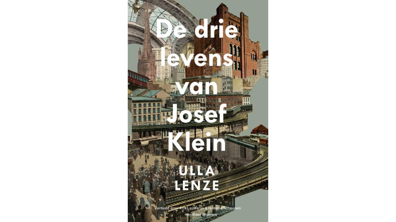 Product afbeelding: De drie levens van Josef Klein
