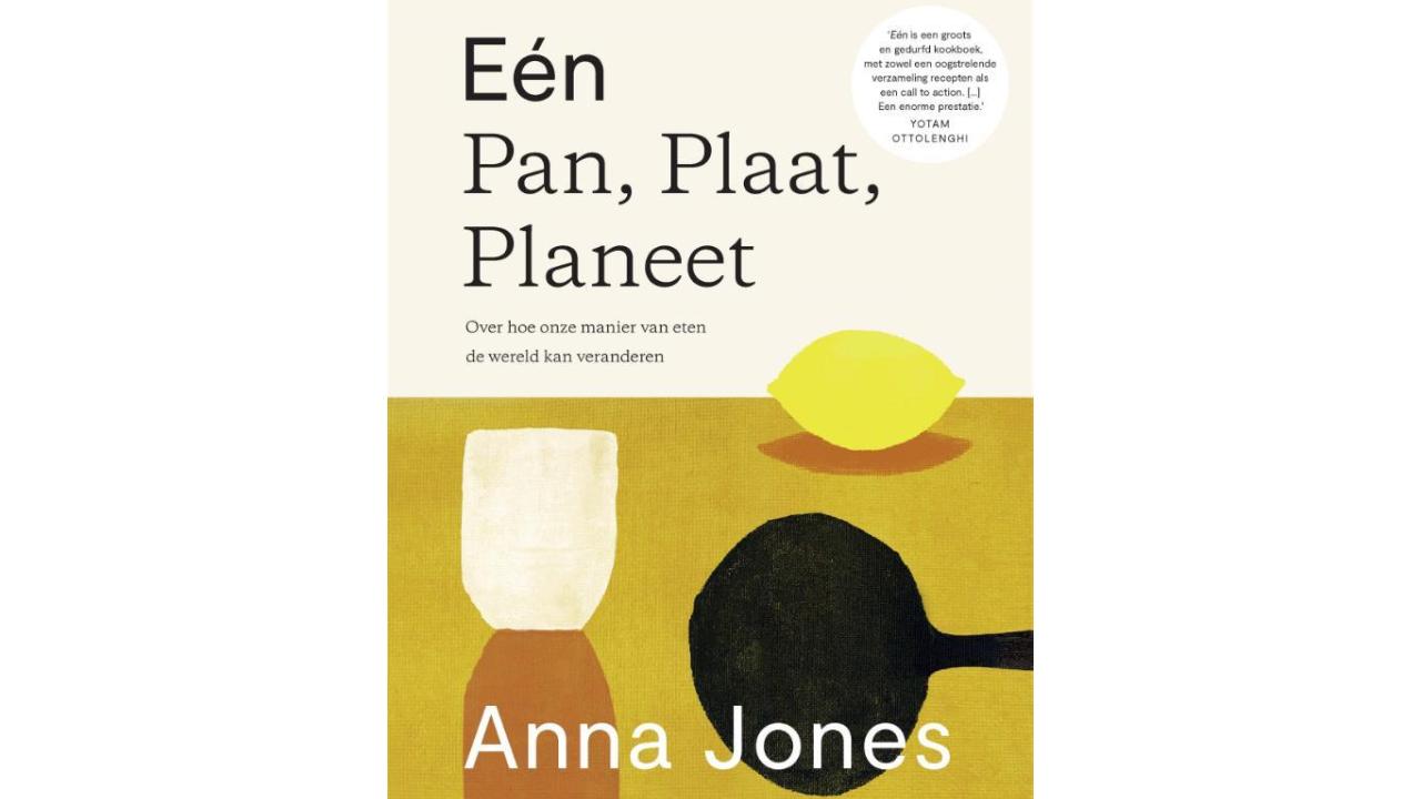 Product afbeelding: Eén pan, plaat, planeet