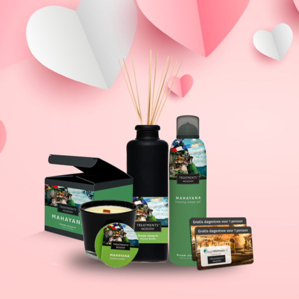 Product afbeelding: TREATMENTS® Moederdag giftbox incl. dagje Wellness