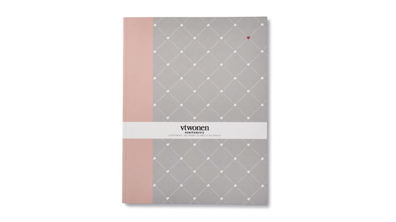 Product afbeelding: vtwonen - Schetsboek
