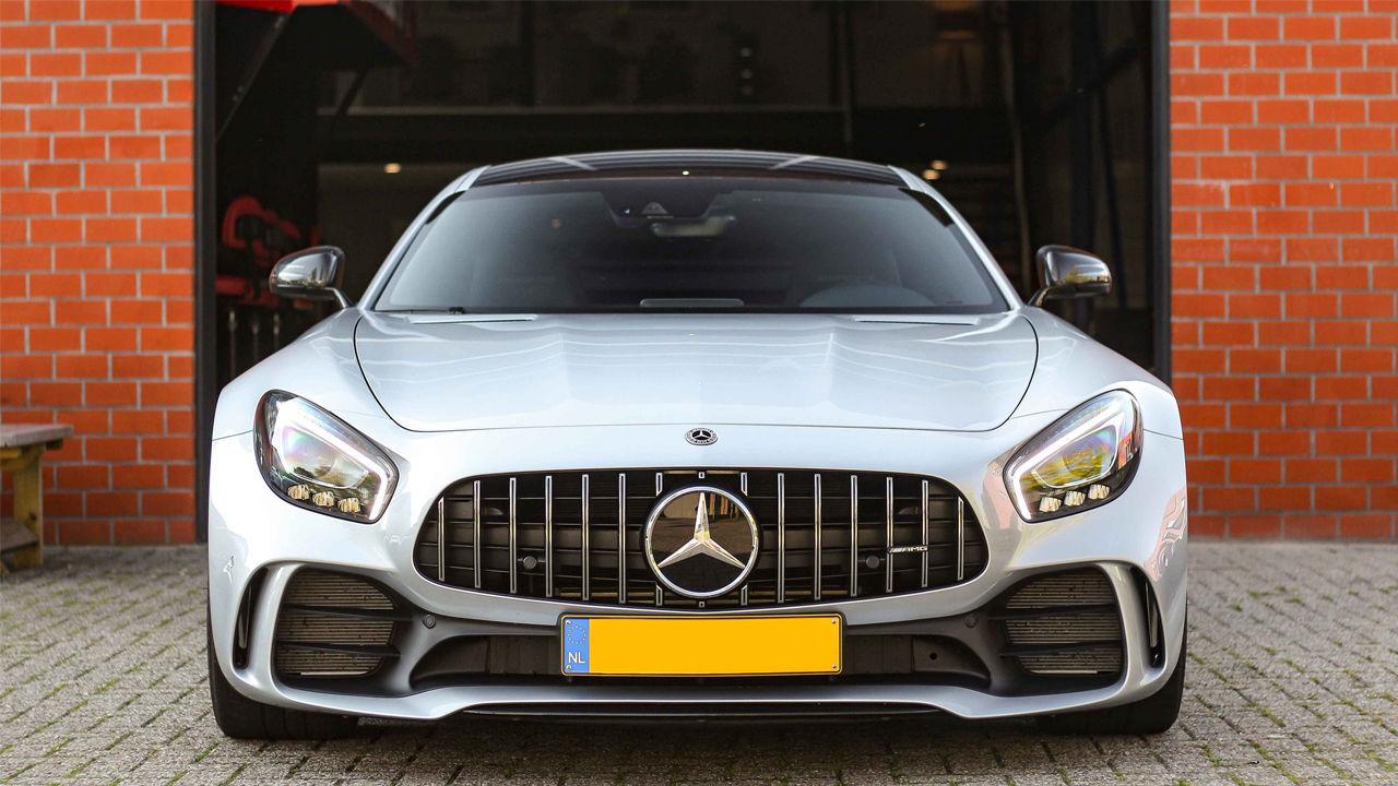 Product afbeelding: Mercedes AMG GT rijden