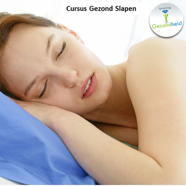 Product afbeelding: Cursus slapen