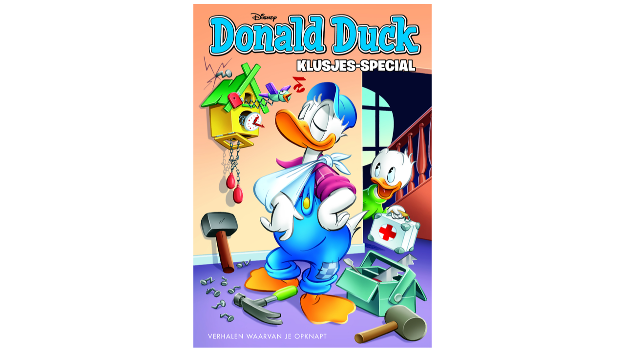Product afbeelding: Donald Duck Special 2 - 2021