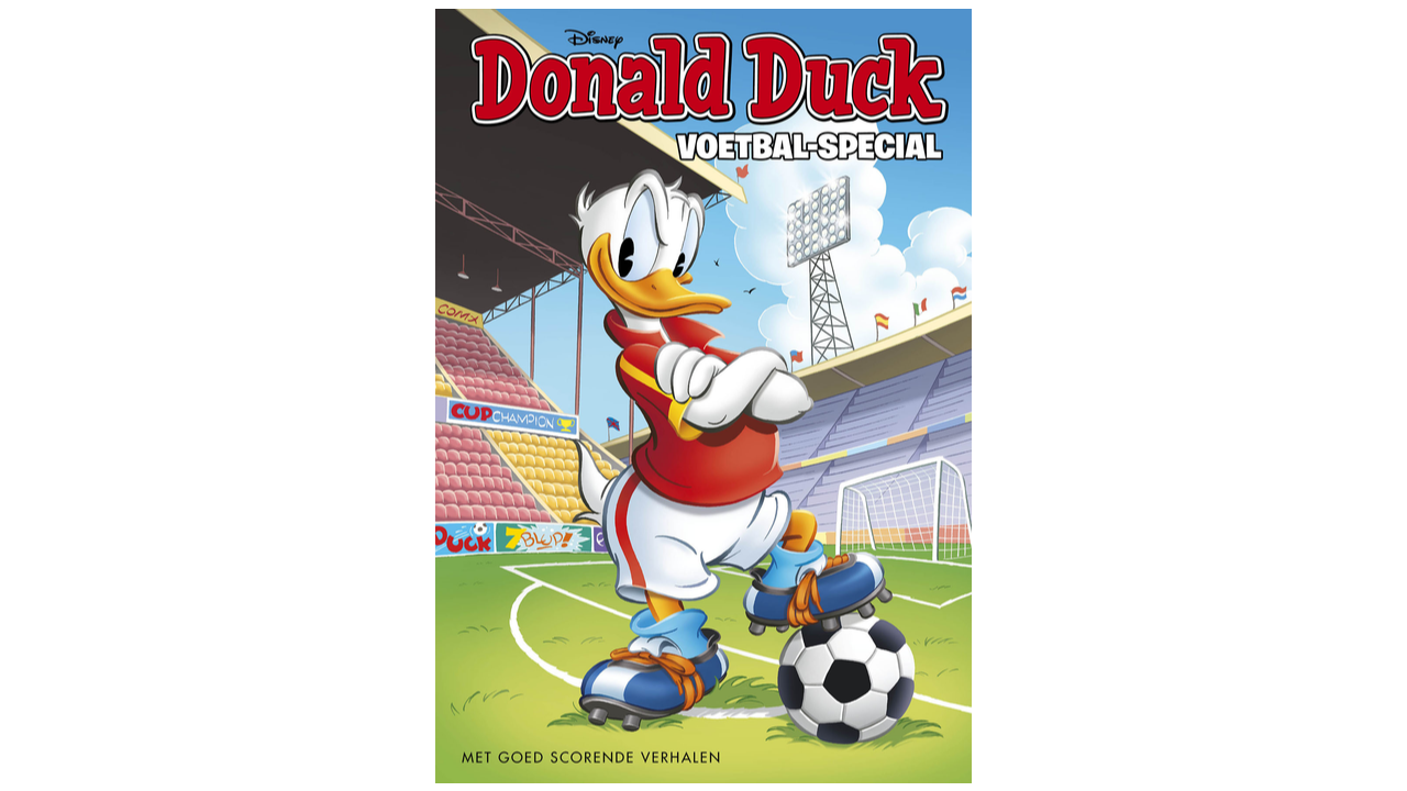 Product afbeelding: Donald Duck Special 4 - 2021