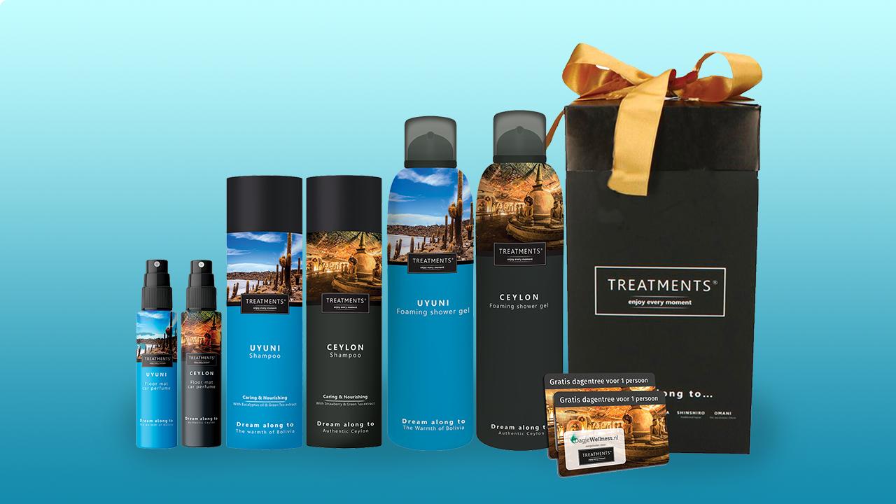 Product afbeelding: TREATMENTS®  Vaderdag giftbox