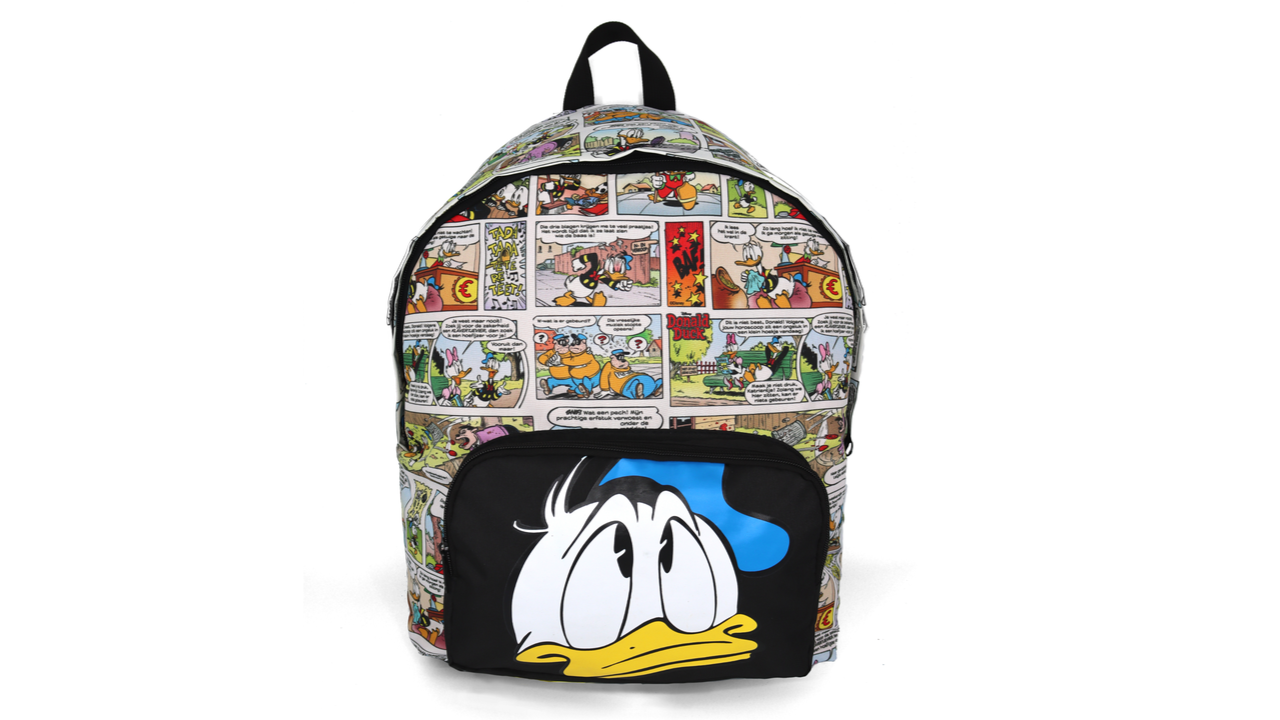 Product afbeelding: Donald Duck rugzak - zomerstrip