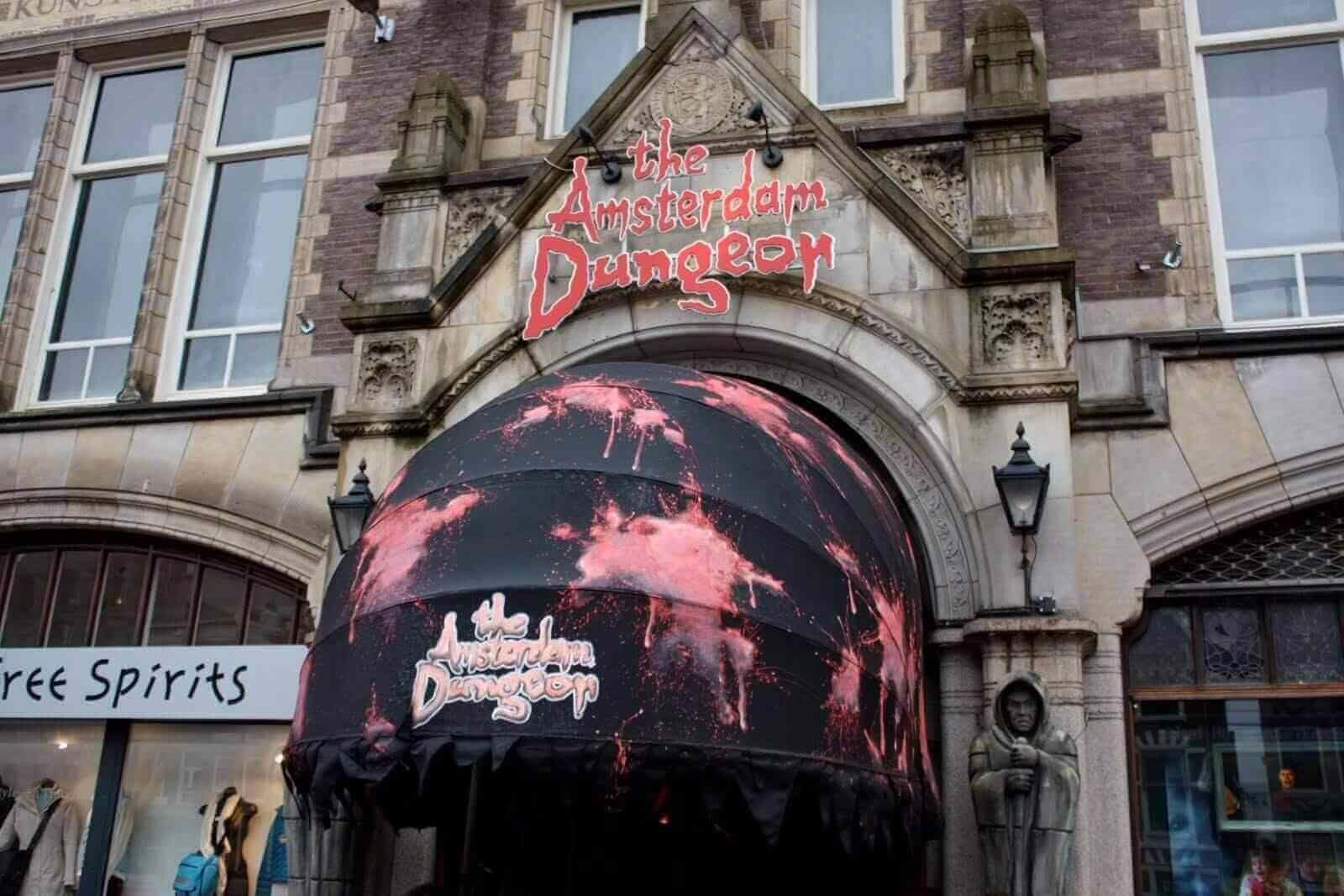 Afbeelding van Amsterdam Dungeon