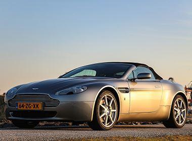 Afbeelding van Aston Martin Experience