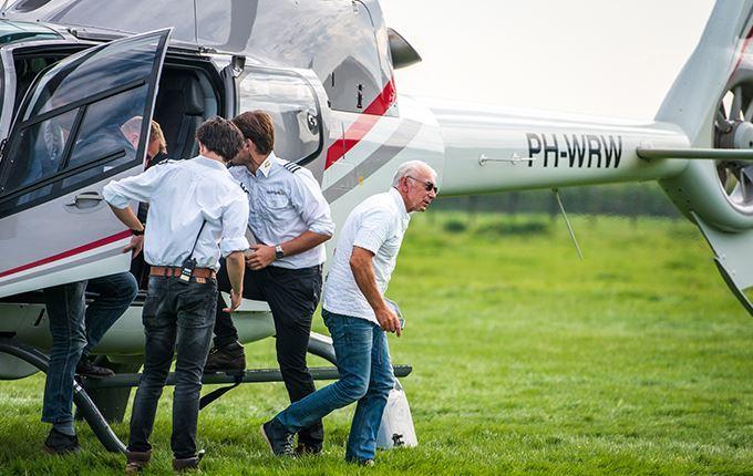 Afbeelding van Helikopter Experience en Segway rijden
