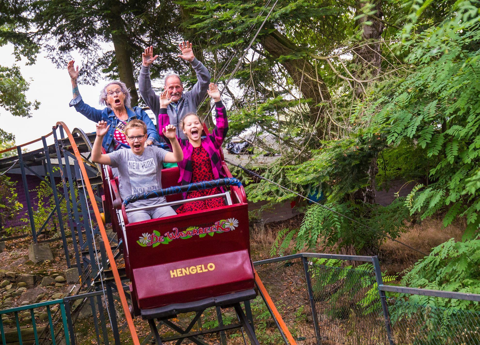 Afbeelding van Familiepretpark de Waarbeek