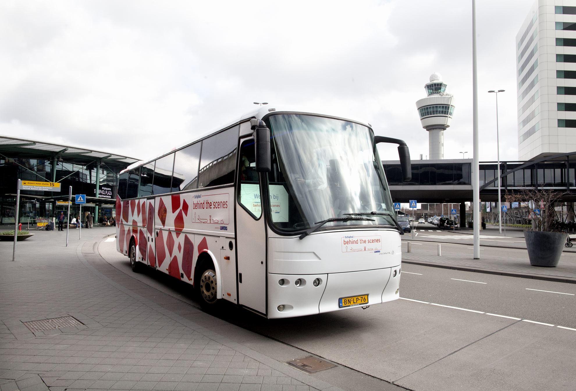 Afbeelding van Schiphol  Experience Tour