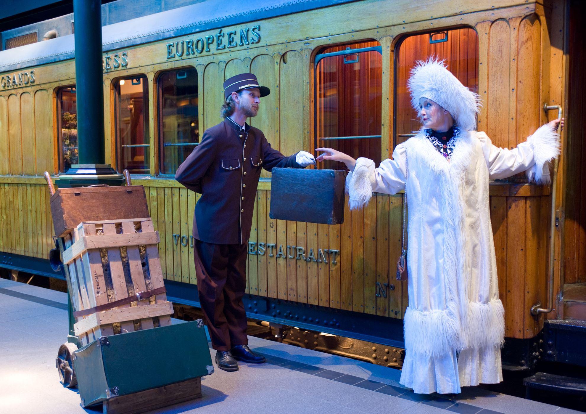 Afbeelding van Het Spoorwegmuseum