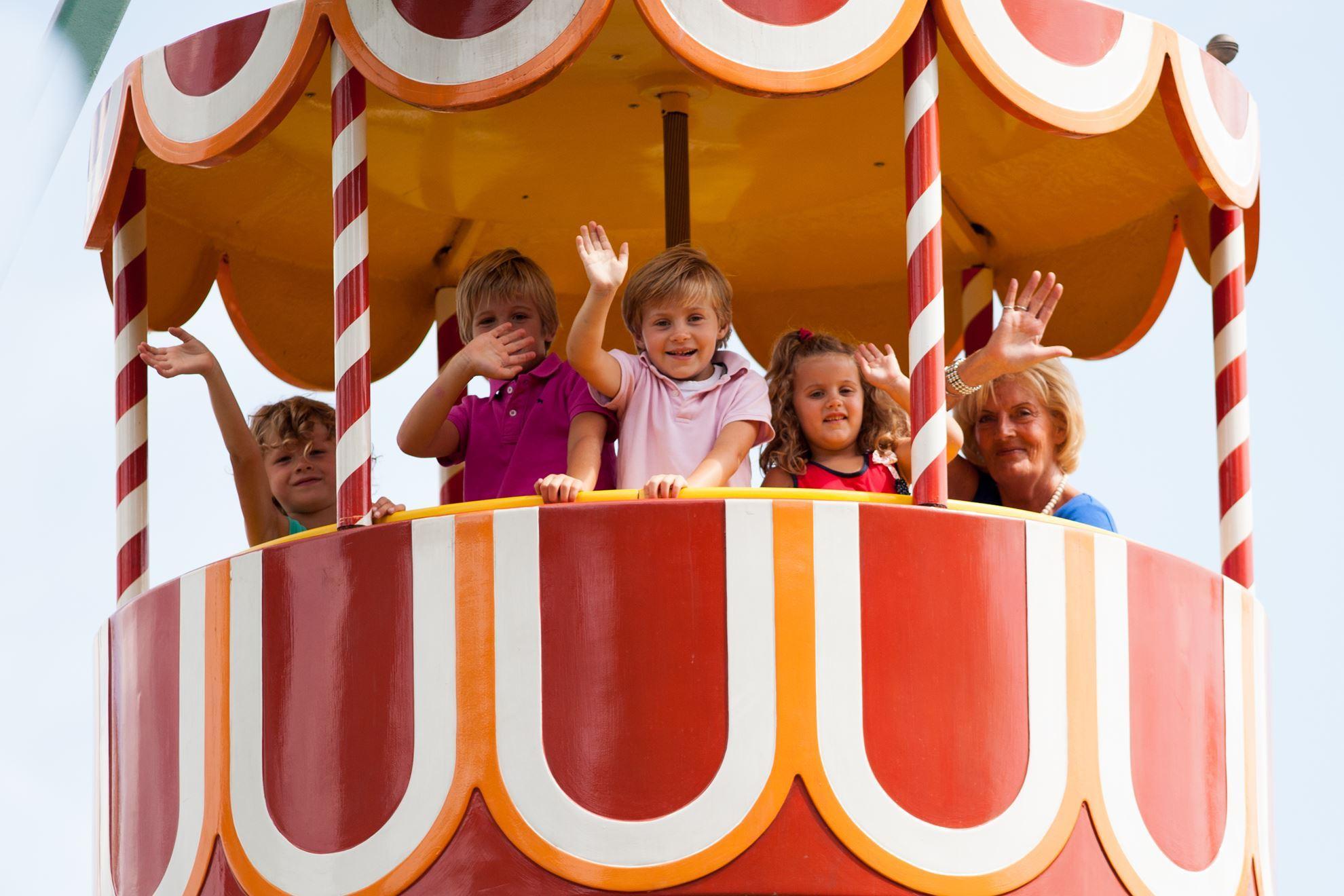 Afbeelding van Kinderpretpark Julianatoren