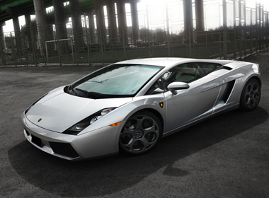 Afbeelding van Lamborghini Gallardo rijden