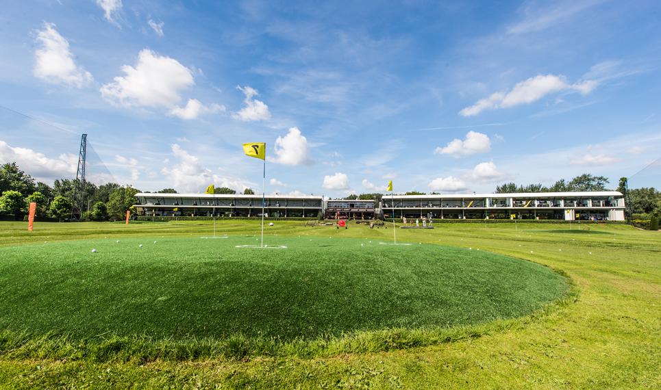 Afbeelding van Golfcenter Seve Rotterdam