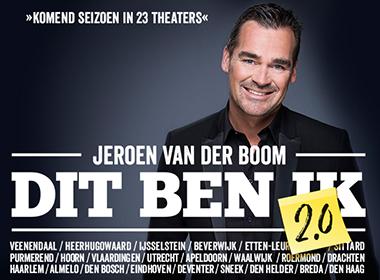 Afbeelding van Theatertournee Jeroen van der Boom
