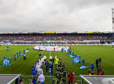 Afbeelding van Wedstrijd PEC Zwolle - Willem II