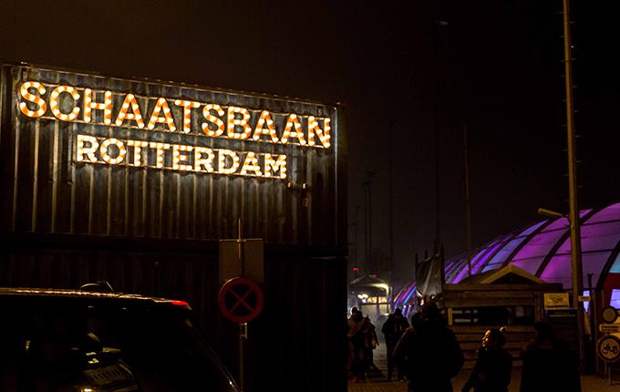 Afbeelding van Schaatsbaan Rotterdam