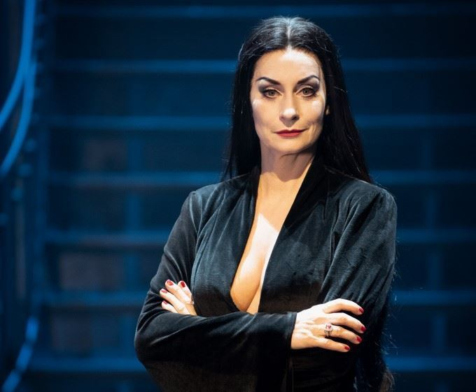 Afbeelding van The Addams Family familieticket