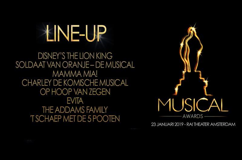 Afbeelding van Musical Awards Gala
