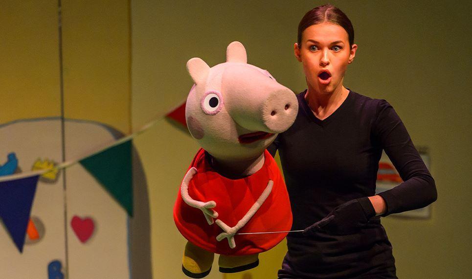 Afbeelding van Peppa Pig Musical