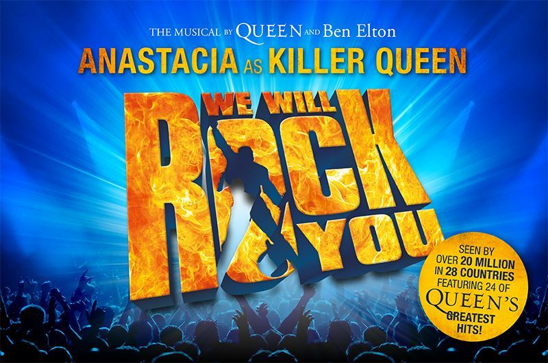 Afbeelding van We Will Rock You